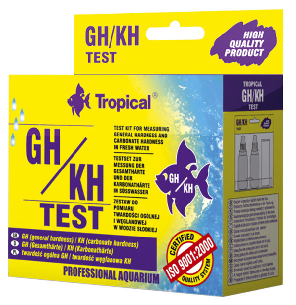 """Tropical GH / KH Test"""