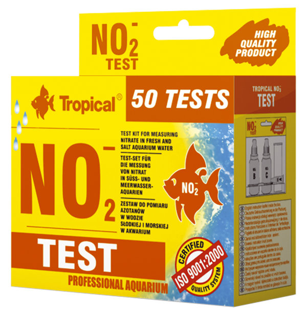 """Tropical Nitrit Test (NO²)"""