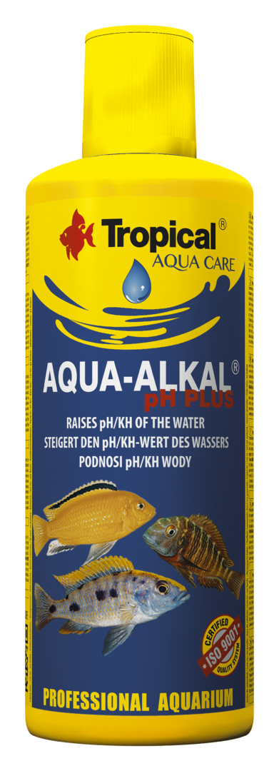 """Tropical Aqua-Alkal ph-plus 500ml"""